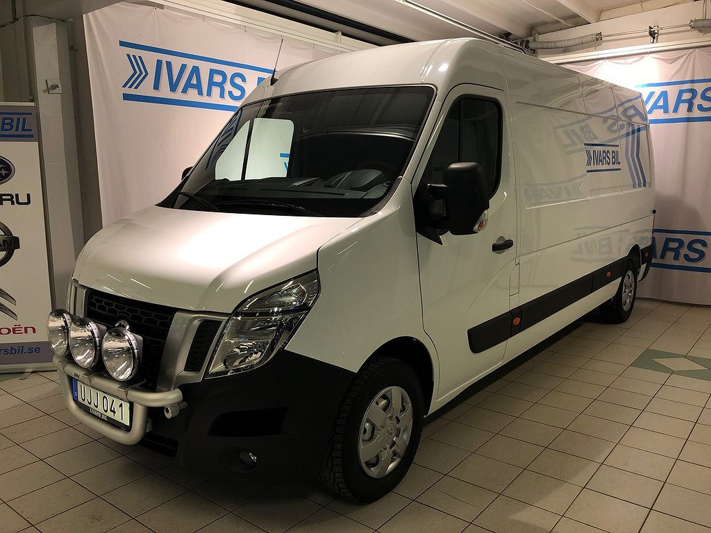 Nissan NV400 Dci 145 L3H2 Working Star