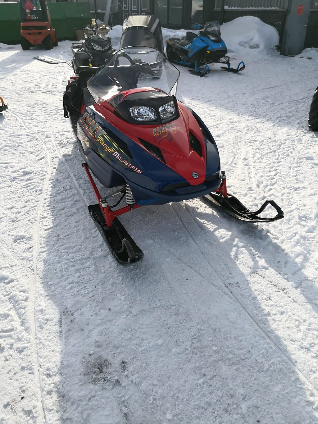 Lynx Ranger mountain 800