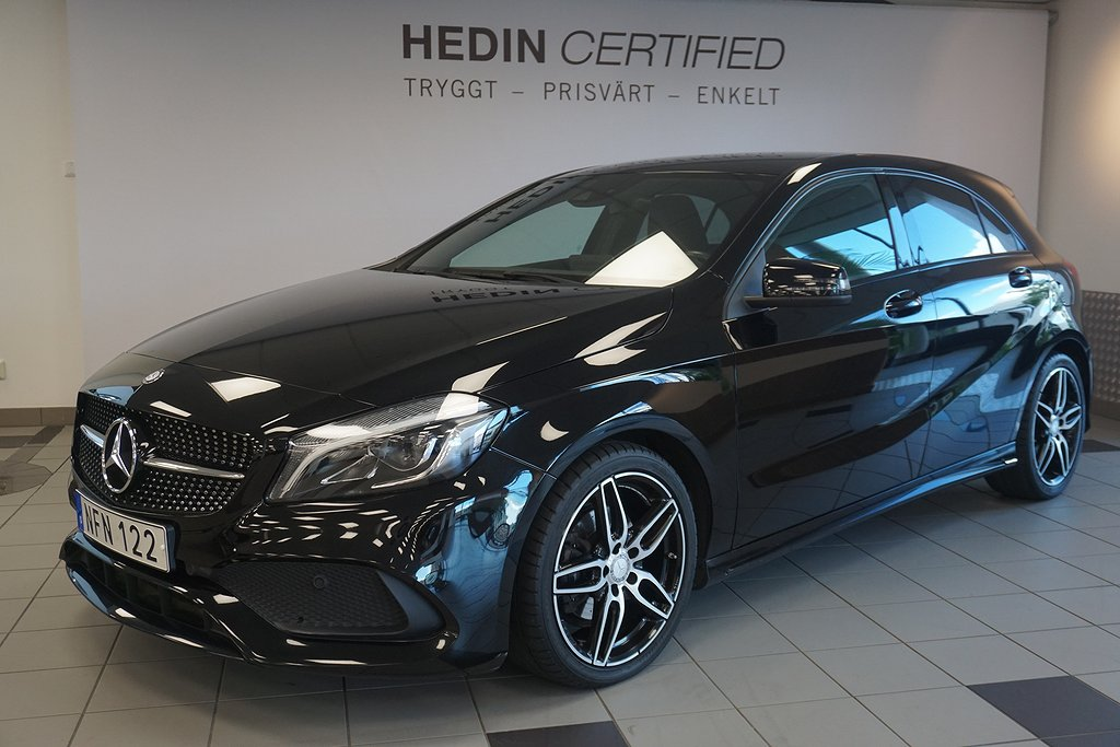 Mercedes-Benz A 180 AMG/Night Package