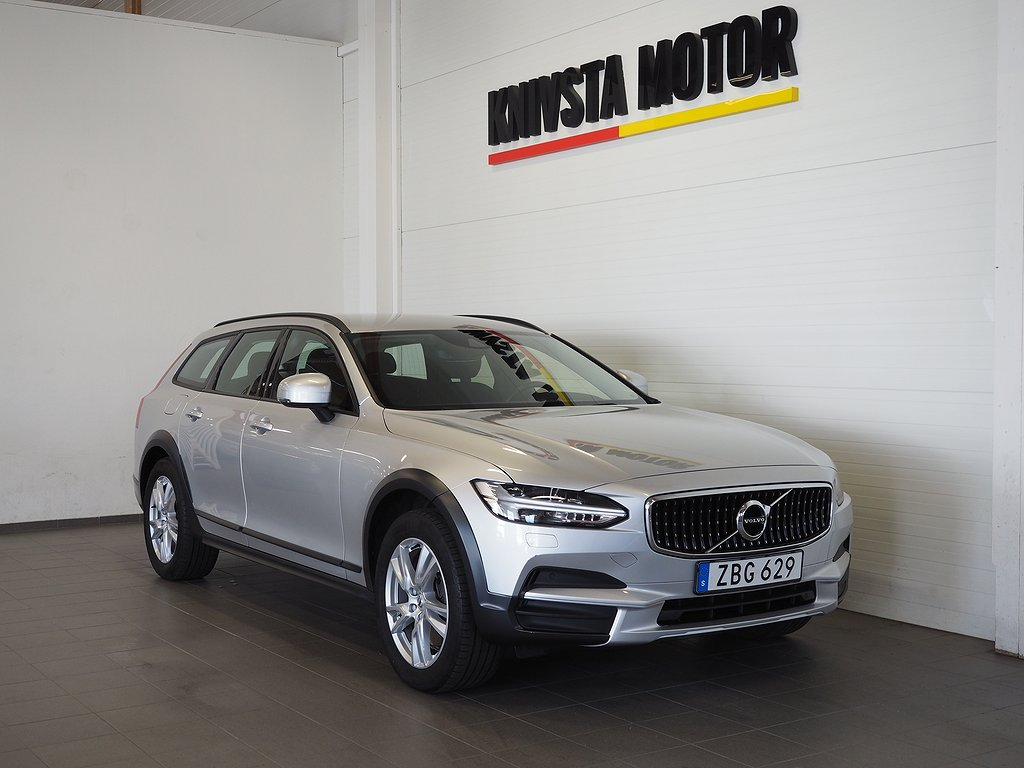 Volvo V90 Cross Country D4 AWD Aut VOC DRAG 2018