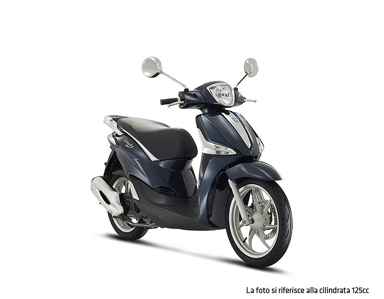 Piaggio Liberty 50 iGet Moped