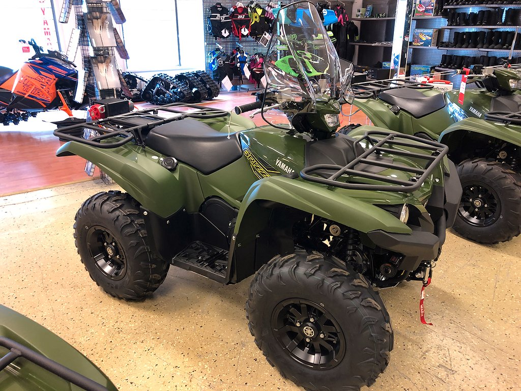 Yamaha Grizzly 700EPS Alu