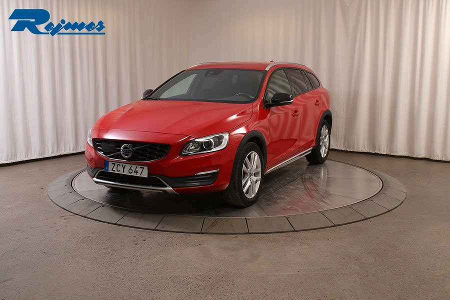 Volvo V60 Cross Country D4 AWD Classic Plus