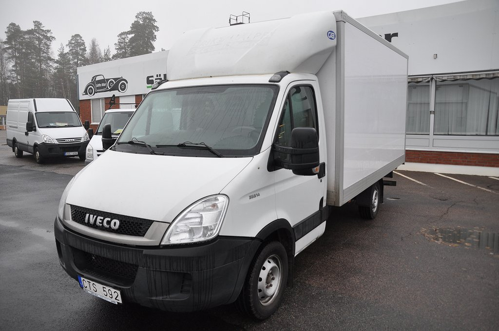 Iveco Daily 35 2,3 HPT LIFT