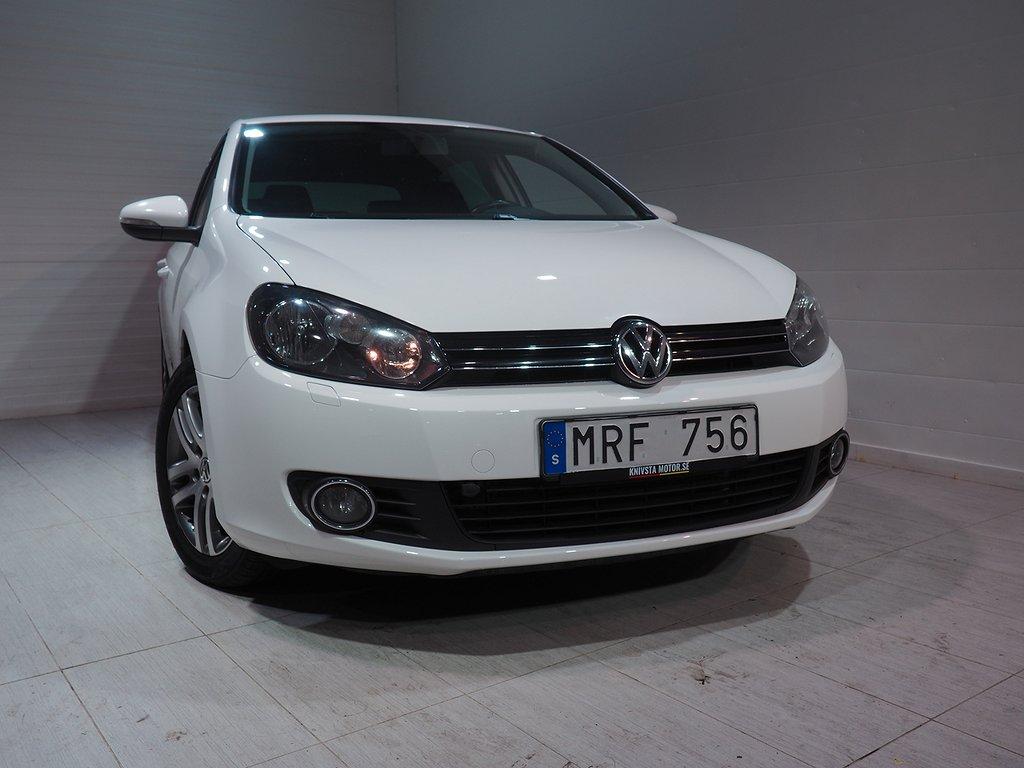 Volkswagen Golf 5-dörrar 1.4 TSI Sport Style Drag M-Värmare 2011