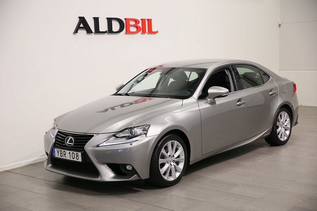 Lexus IS 300h 223hk Business