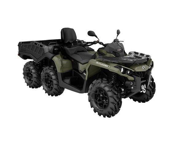 Can-Am OUTLANDER MAX 6X6 PRO 650 T3B