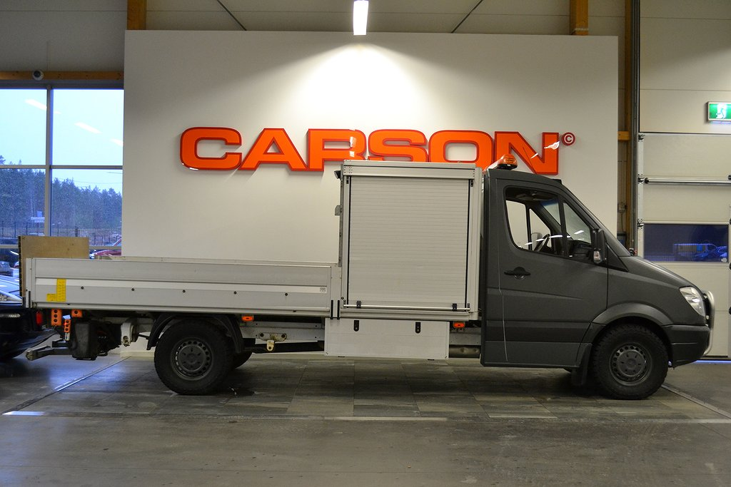 Mercedes-Benz Sprinter 319 CDI 190HK Aut Drag