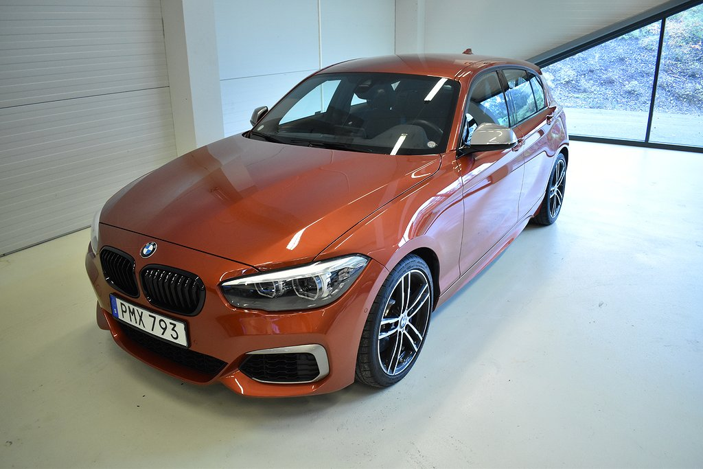 BMW M140 i xDrive 5-door, GPS, Euro 6 340hk