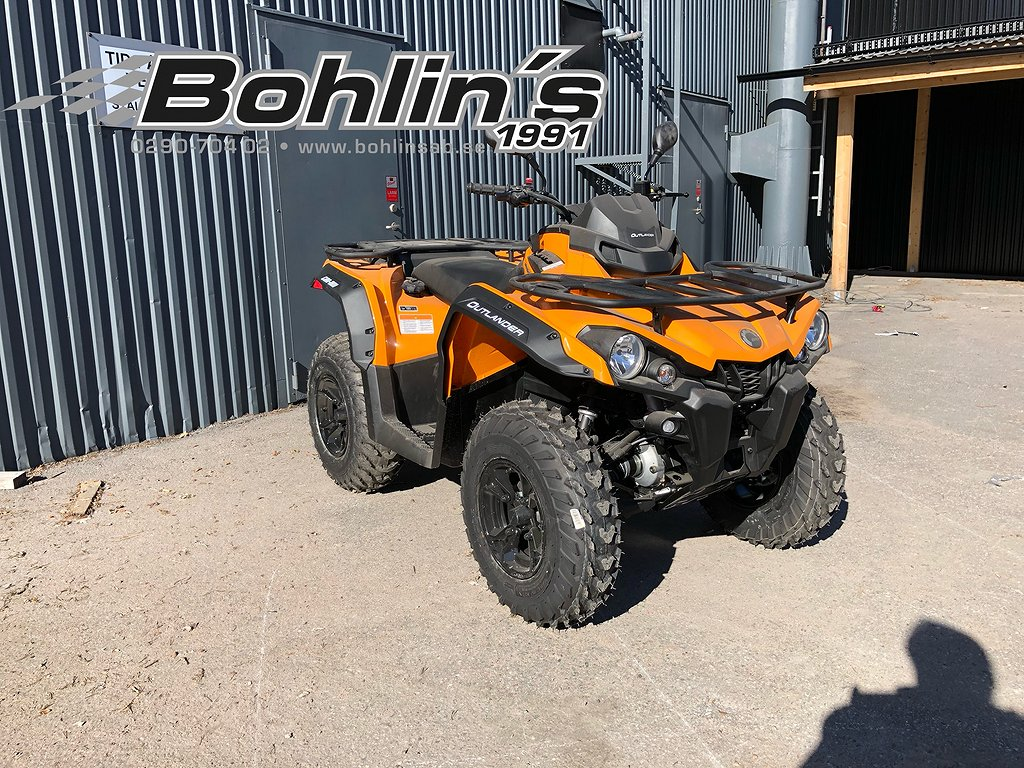 Can-Am Outlander 570 ABS T3 -18