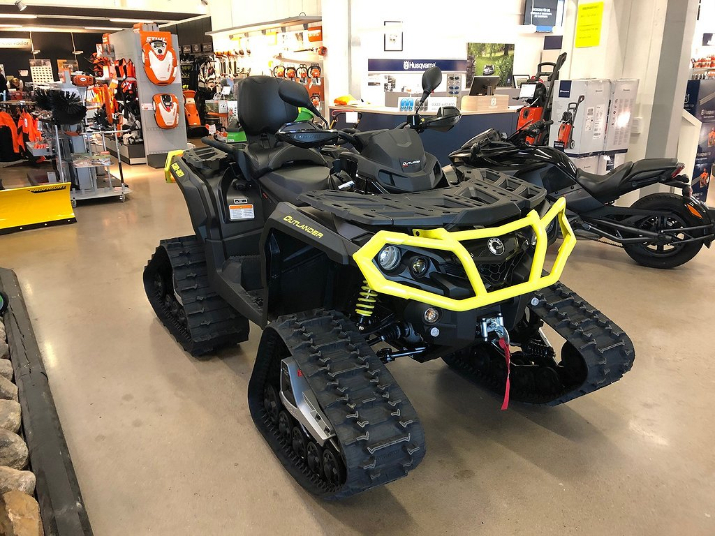 Can-Am Outlander 1000 Max Xtp T3 # Band monster #