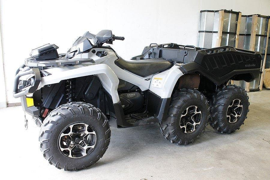 Can-Am Outlander 1000 Pro 6x6 / Moms