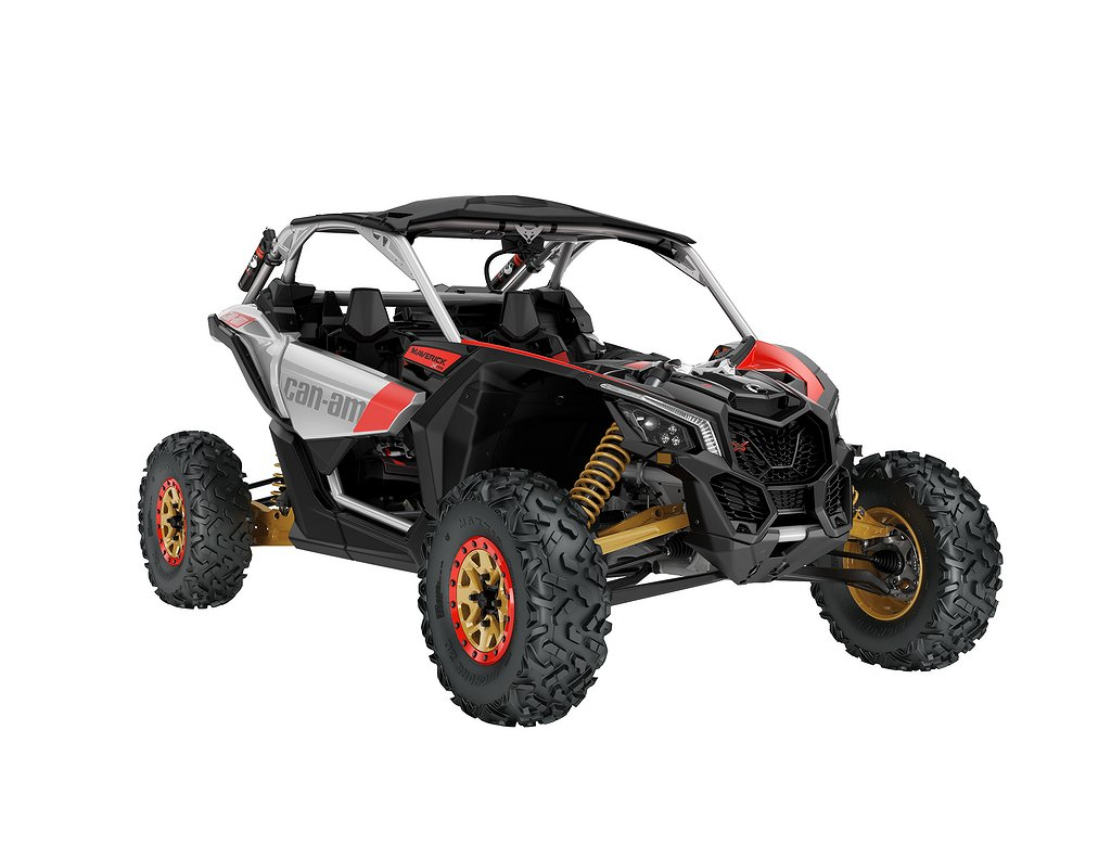 Can-Am Maverick X RS 1000 Turbo -19
