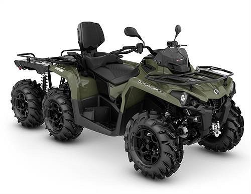 Can-Am Can Am Outlander  450 Max PRO T