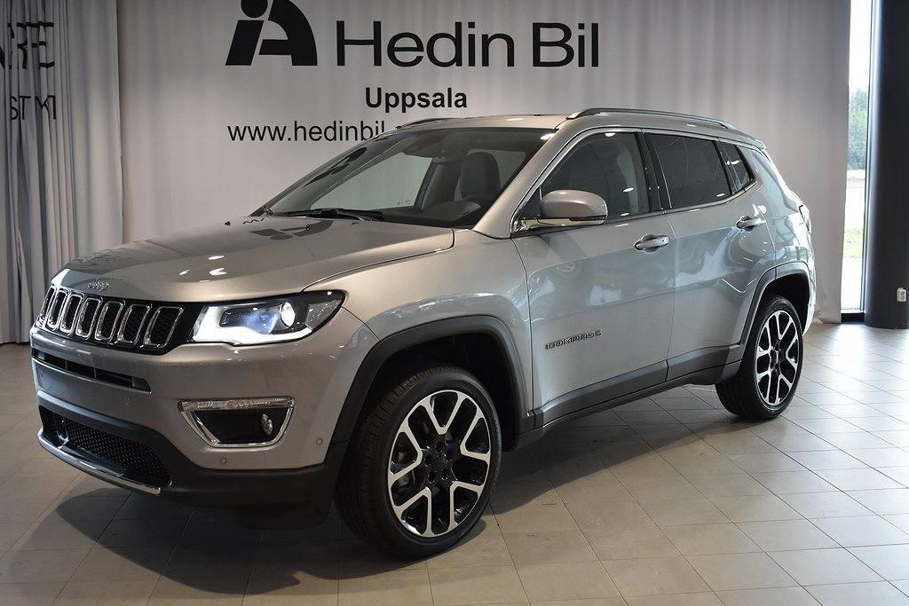 Jeep Compass LIMITED 1.4L MULTIAIR 170HK ATX AWD MY19