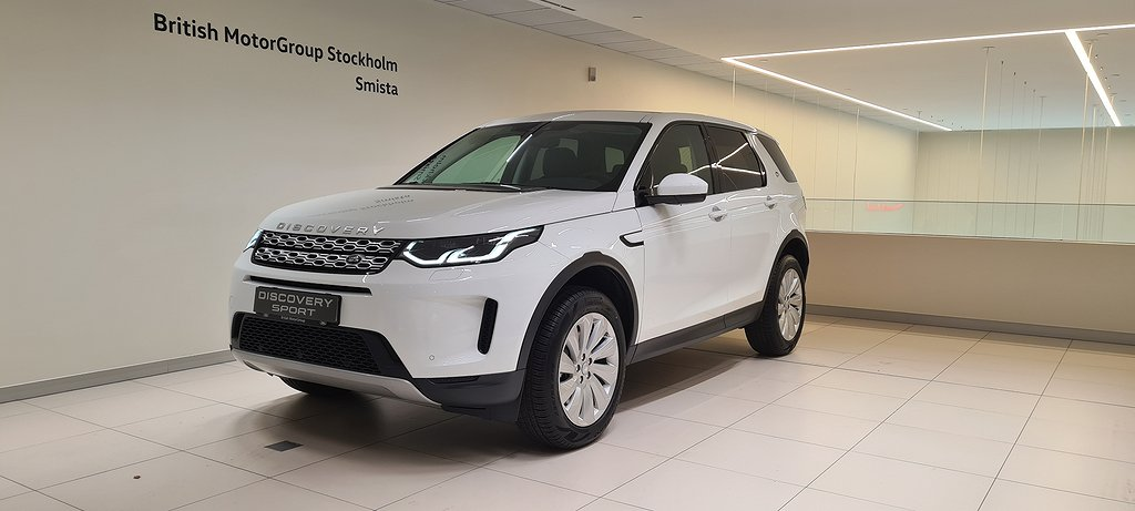 Land Rover Discovery Sport D180 SE AWD Signature