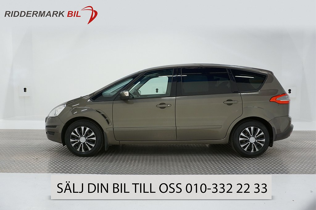 Ford S-MAX 2.0 TDCi (115hk)