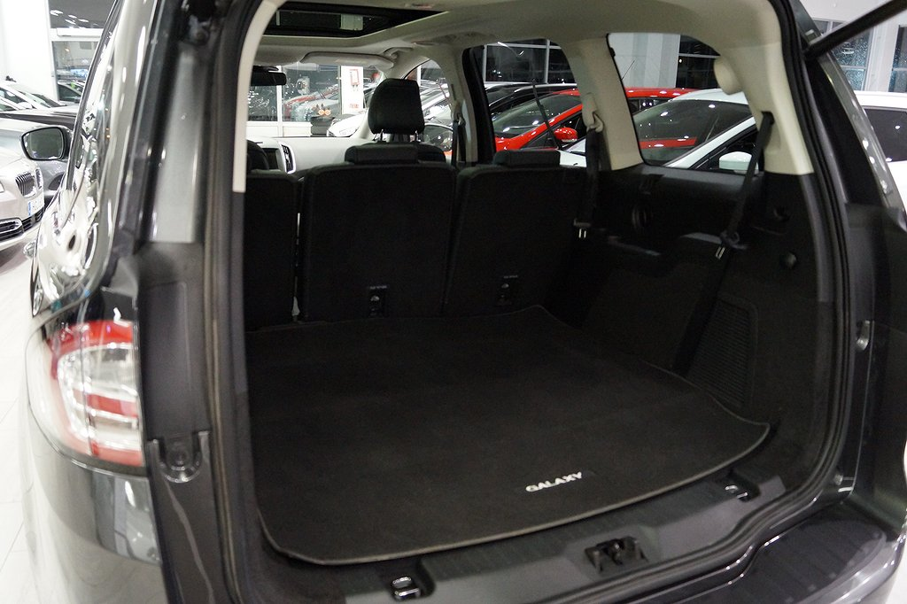 Ford Galaxy 2.0 TDCi 210hk Aut Euro 6, Business 7-sits