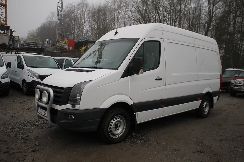 Volkswagen Crafter 2.0 Backkam 6900mil