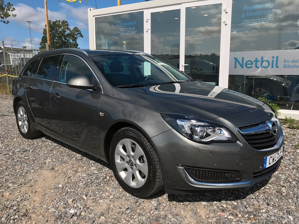 Opel Insignia Sports Tourer 1.6EDIT 170hk Navi