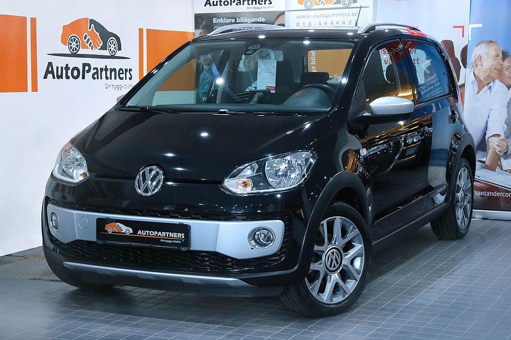 Volkswagen Cross Up! 1.0 Drive 75hk GPS PDC EXCLUSIVE SPORT