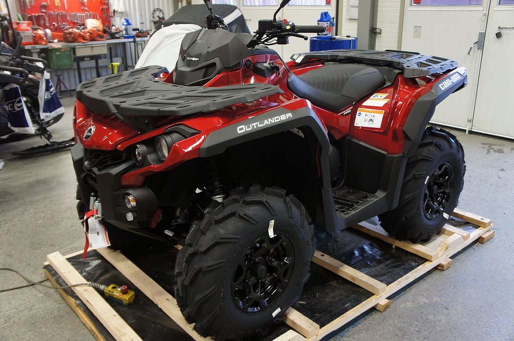 Can-Am Outlander 650 Pro