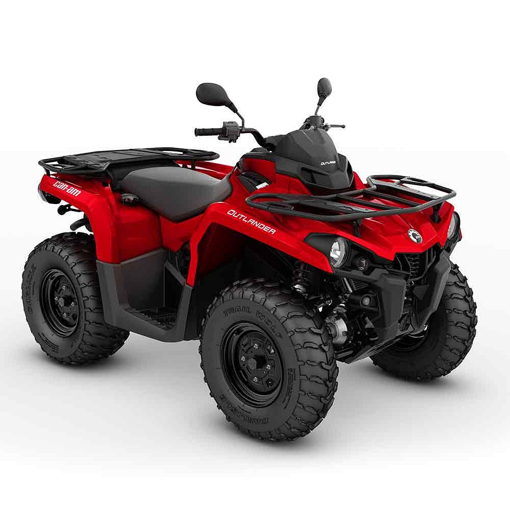 Can-Am  Outlander 570 (Traktor B) 2021