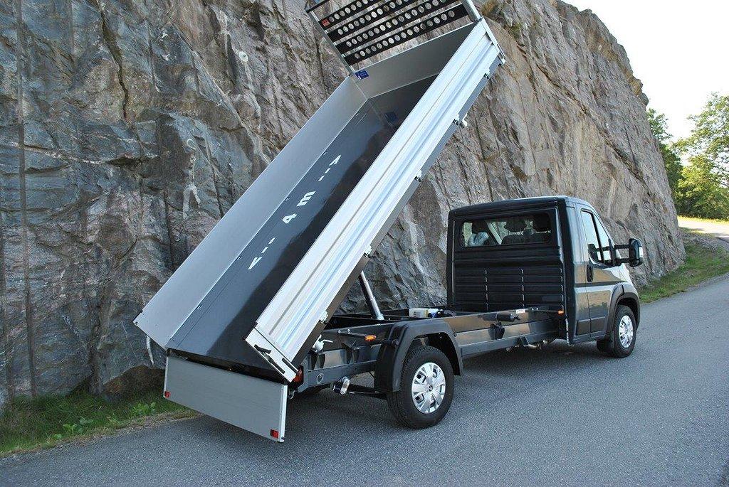 Peugeot Boxer Ny 2,2L 165HK 3-Vägs Tipp
