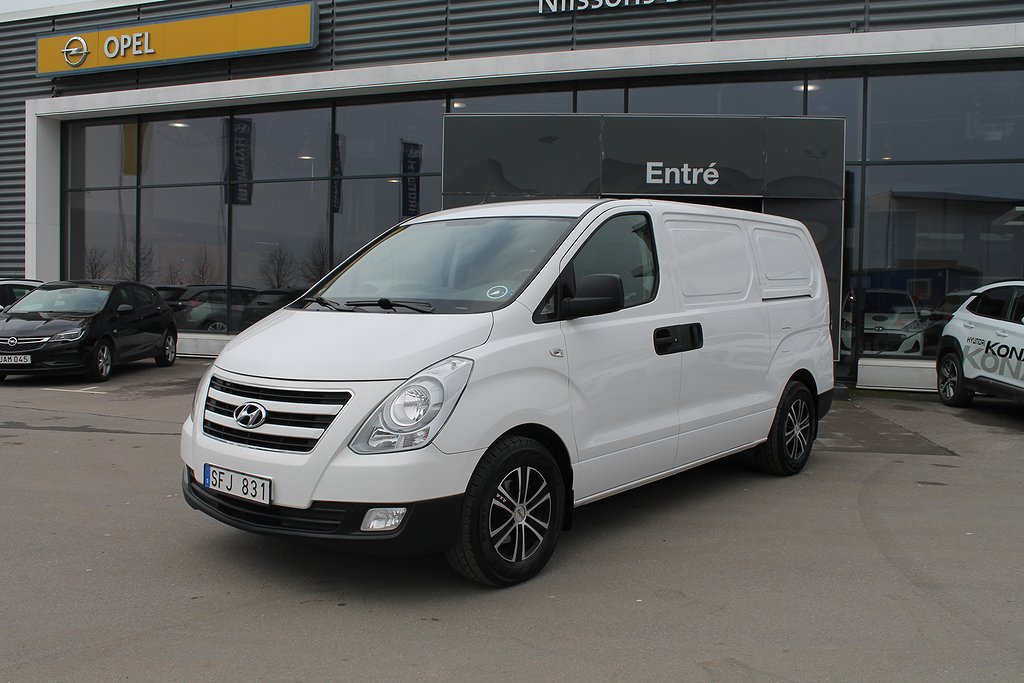 Hyundai H1 2,5 CRDi Aut Business ¤Drag¤