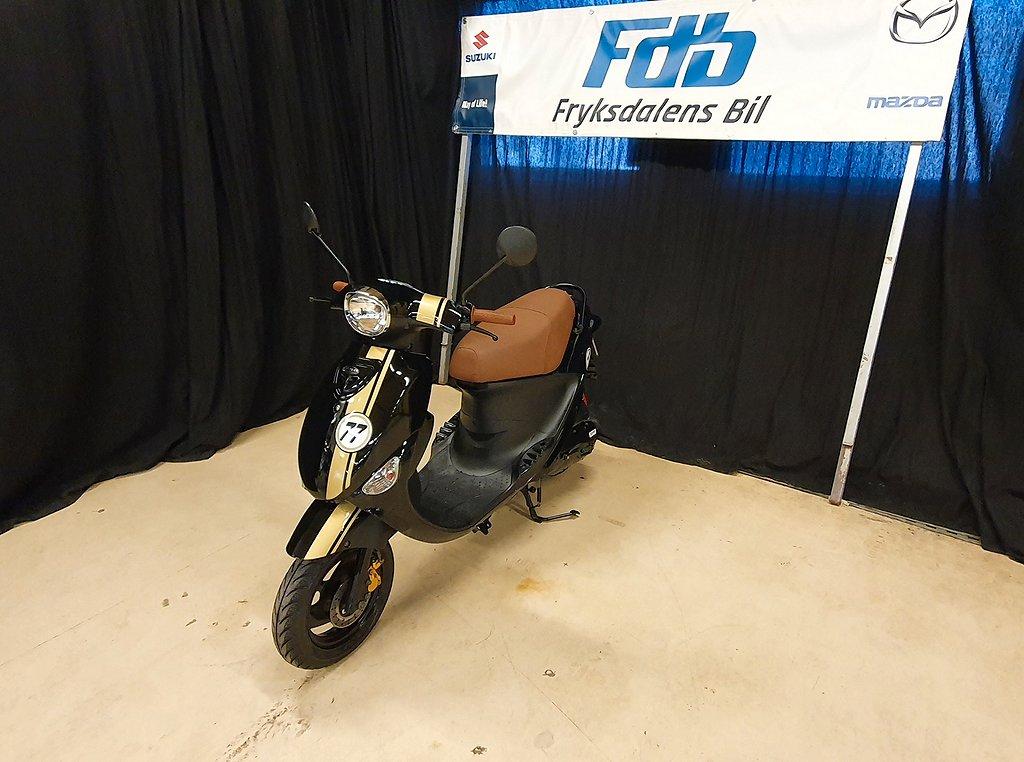 PGO Ligero pgo scooters ligero 50 0.05 cvt 3hk