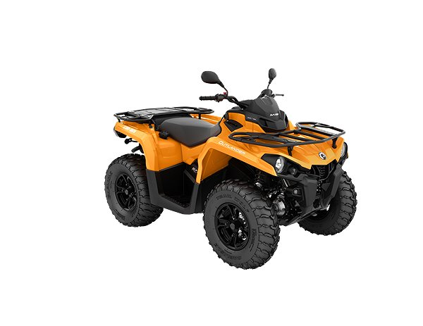 Can-Am Outlander 450 DPS T