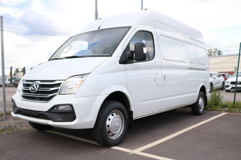 Maxus EV 80 11,5 m3 56 kWh