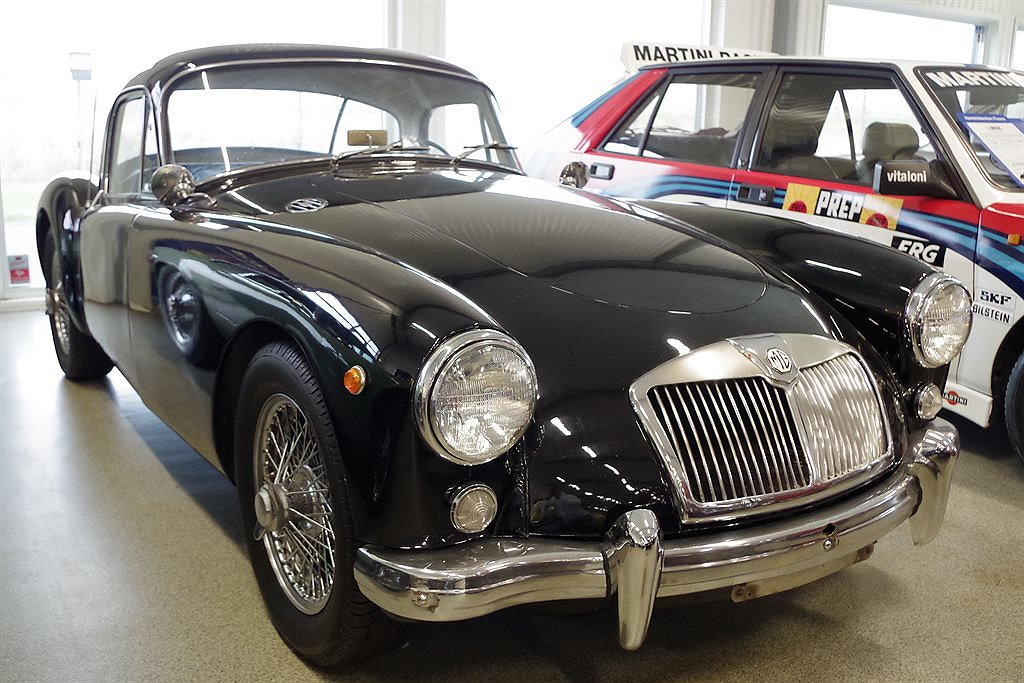 MG MGA 1600 Coupé