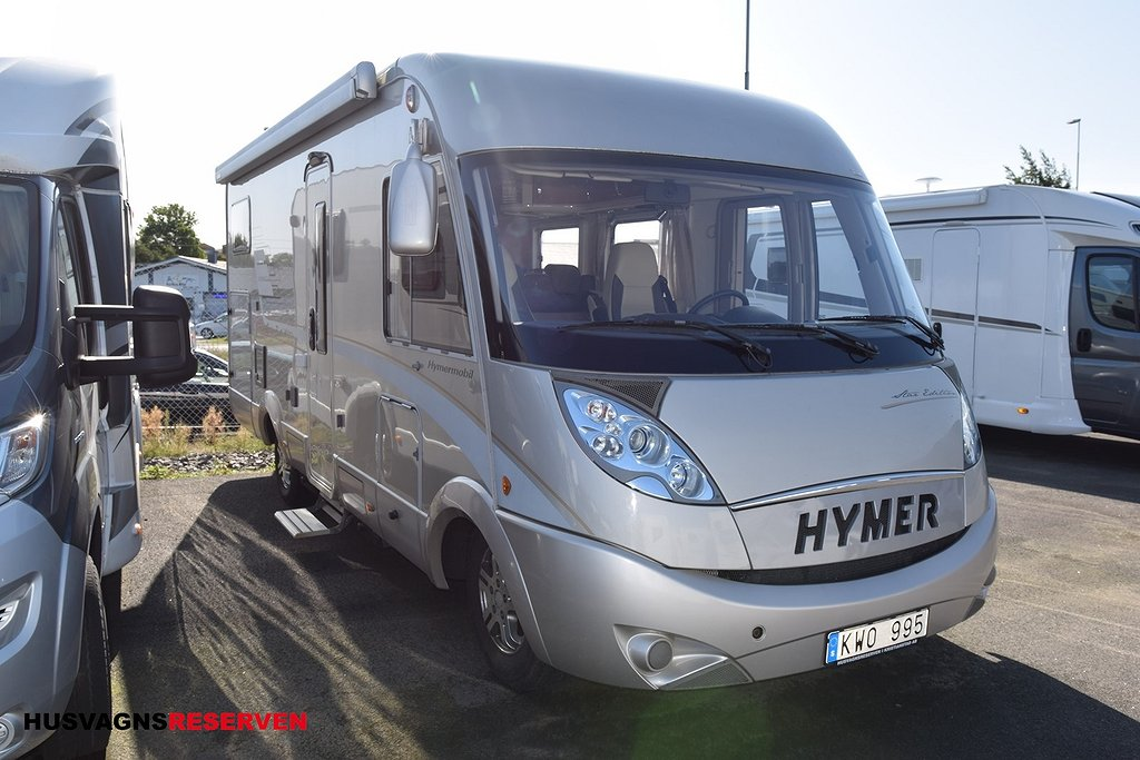 Hymer B 614 SL STAR-EDITION
