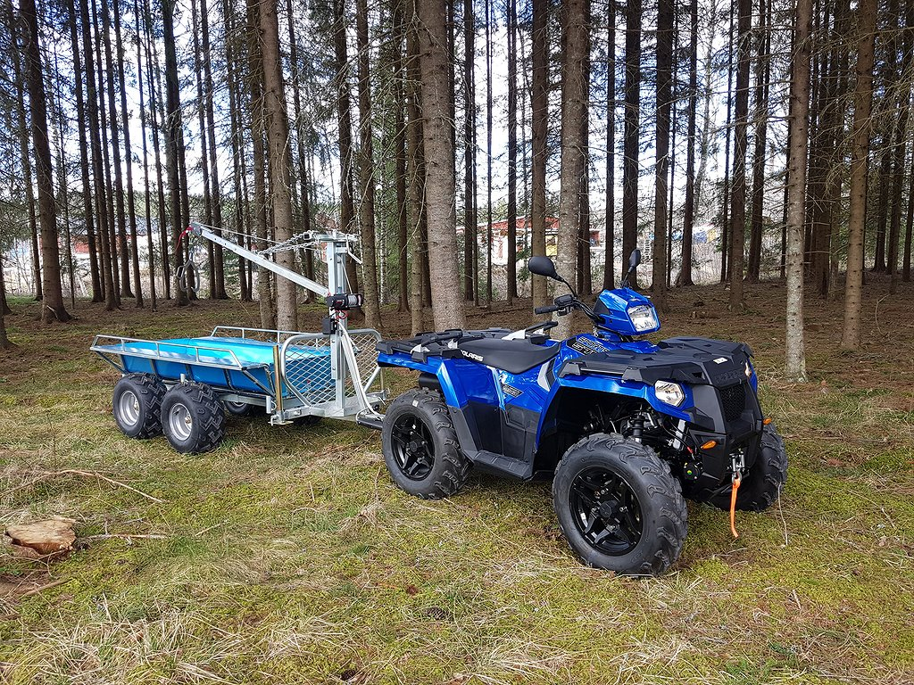 Polaris Sportsman 570 EPS SP Timmerpaket ABRIS