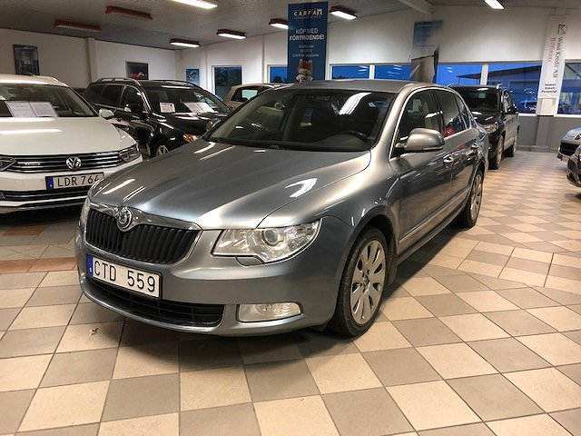 Skoda Superb Elegance 2.0TDi CR 170 AUT