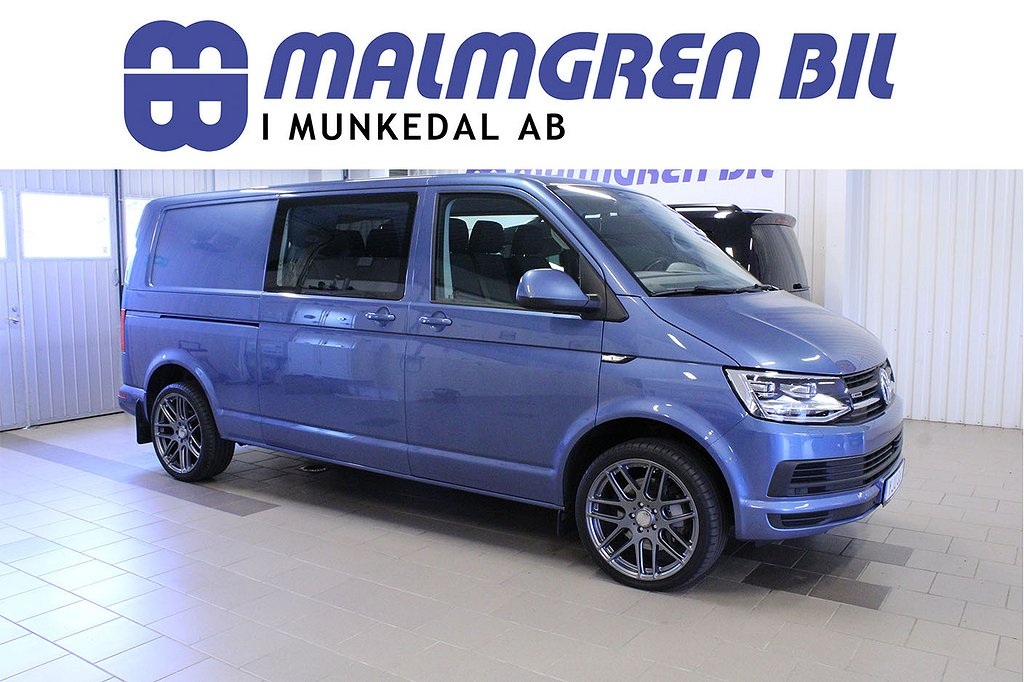 Volkswagen Transporter Kombi 204 DSG 4M 6-Sits