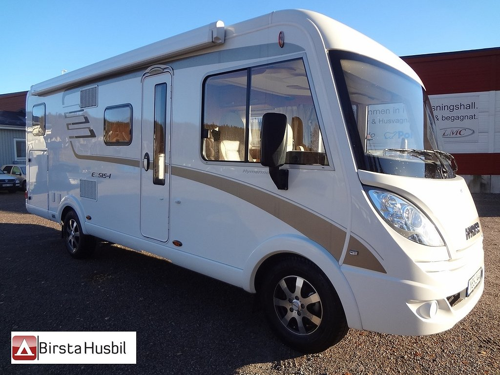 Hymer Exis i 588
