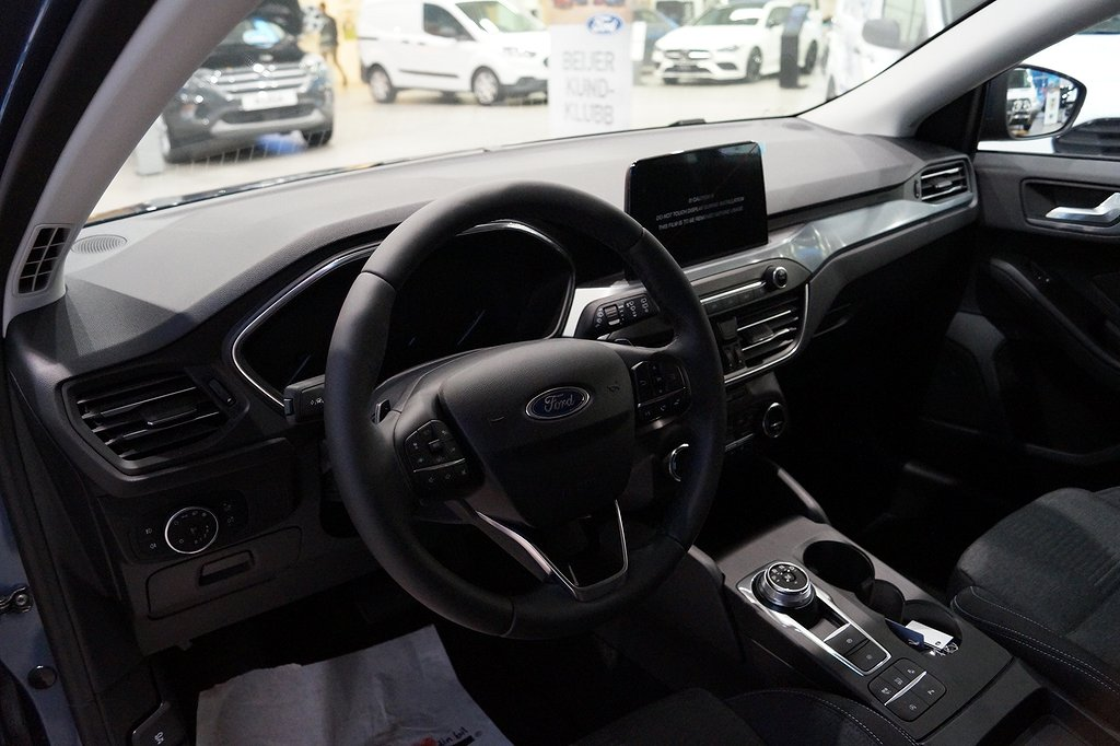 Ford Focus Active 1.0T EcoBoost Euro 6 125hk Kombi