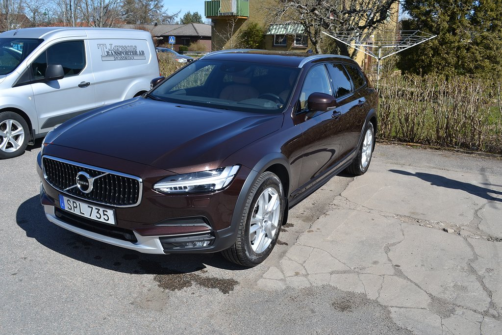 Volvo V90 Cross Country D4 AWD Geartronic Momentum Euro 6 190hk