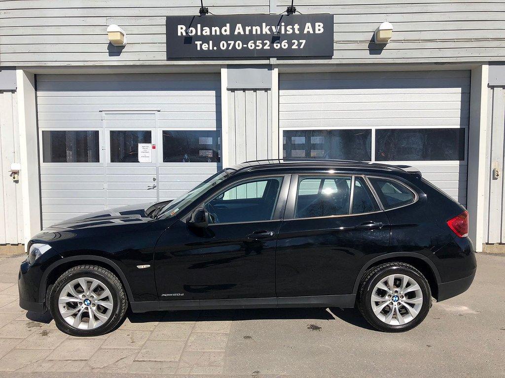 BMW X1 xDrive20d AUT DRAG 177hk