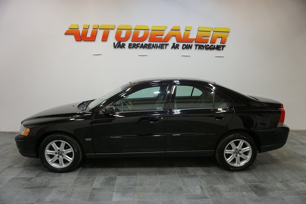 Volvo S60 CNG Business 140hk