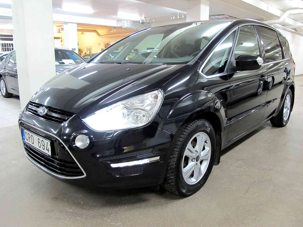 Ford S-Max 2.0 TDCi Business 7-sits 163hk