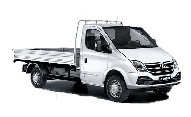 Maxus Ev 80 Chassis Cab LWB 134HK - 56 kWh