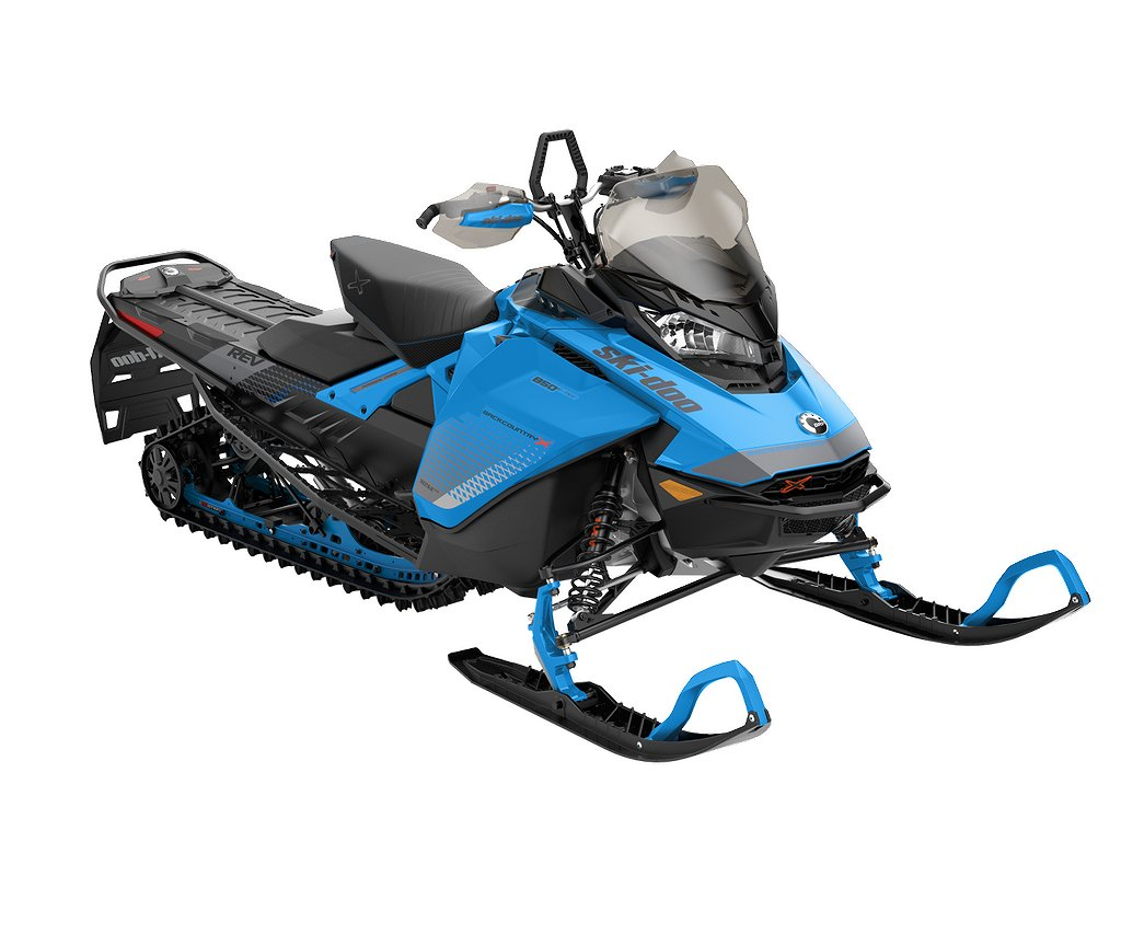 Ski-doo Backcountry X 850 E-TEC -19 *kampanj*