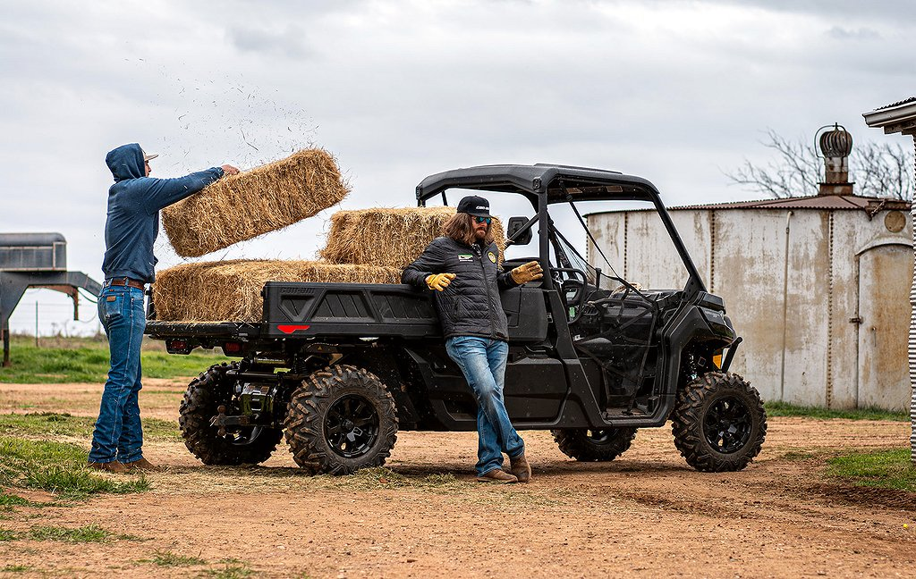 Can-Am Traxter PRO HD10 dps NYHET!