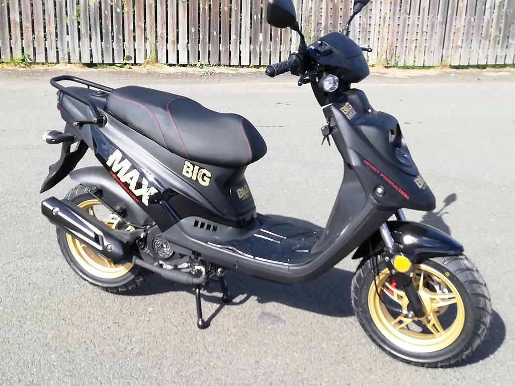 MOTO CR Big Max SP - KLASS II -omg. lev.