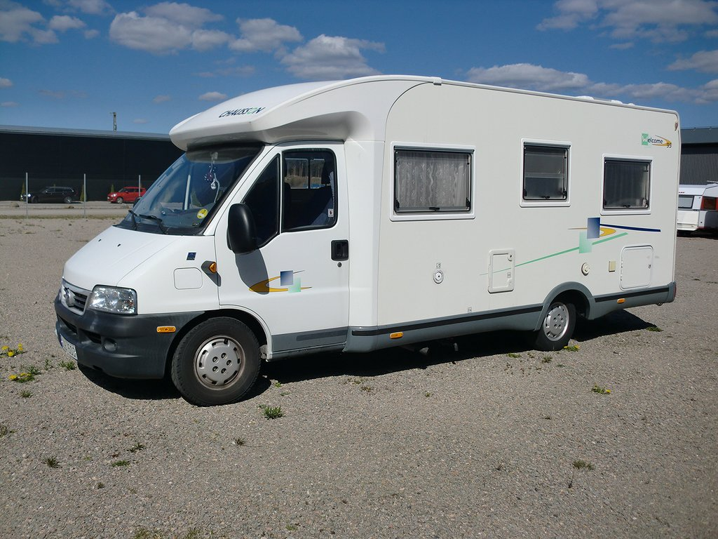 Fiat Chausson Welcome 95