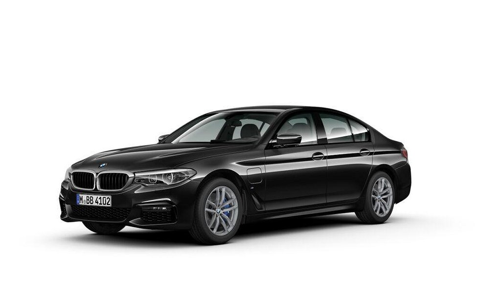 BMW 530 e xDrive Connected M Sport September lev