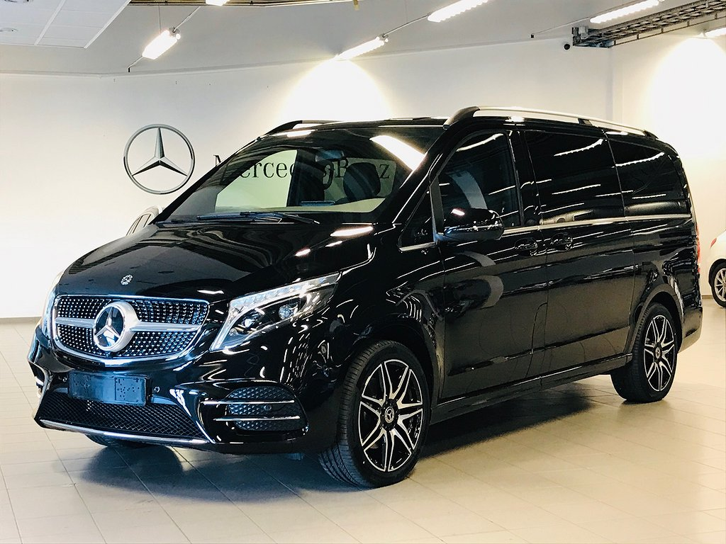 Mercedes-Benz V 300 D 4MATIC AMG Avantgarde